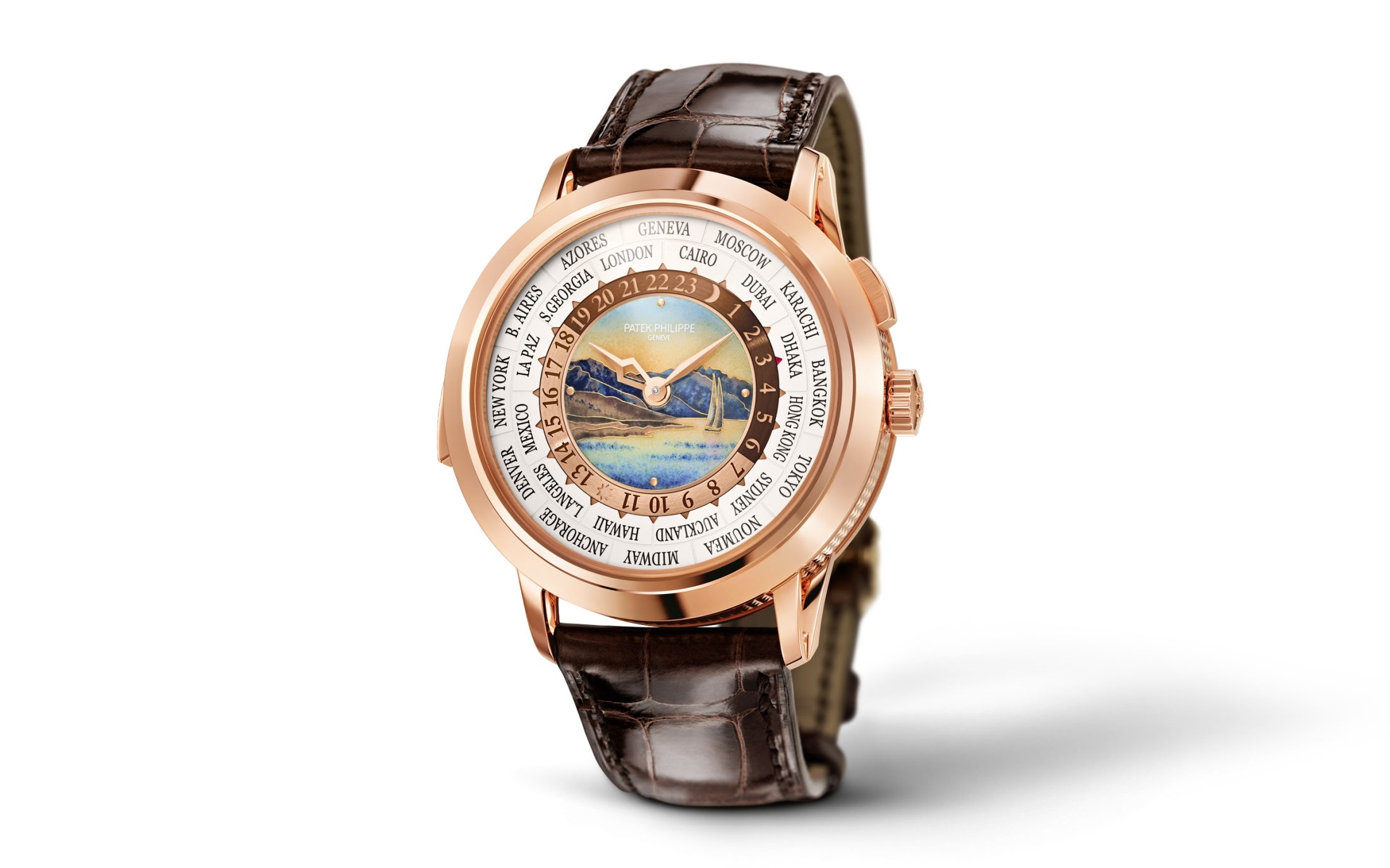 Minute Repeater World Time 04