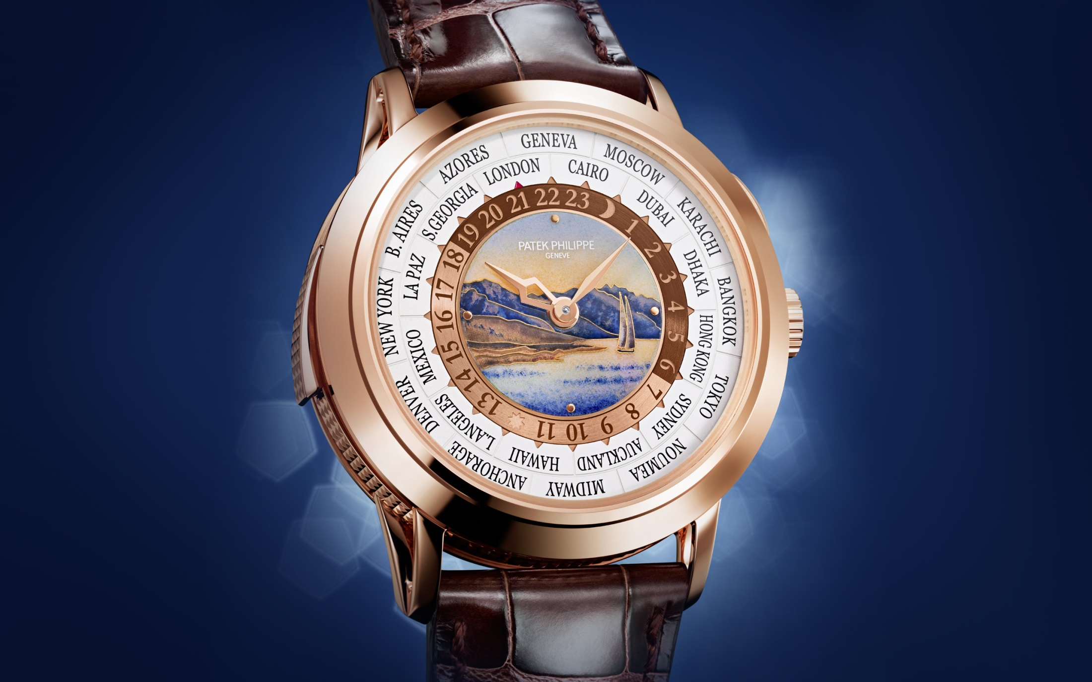 Minute Repeater World Time 05