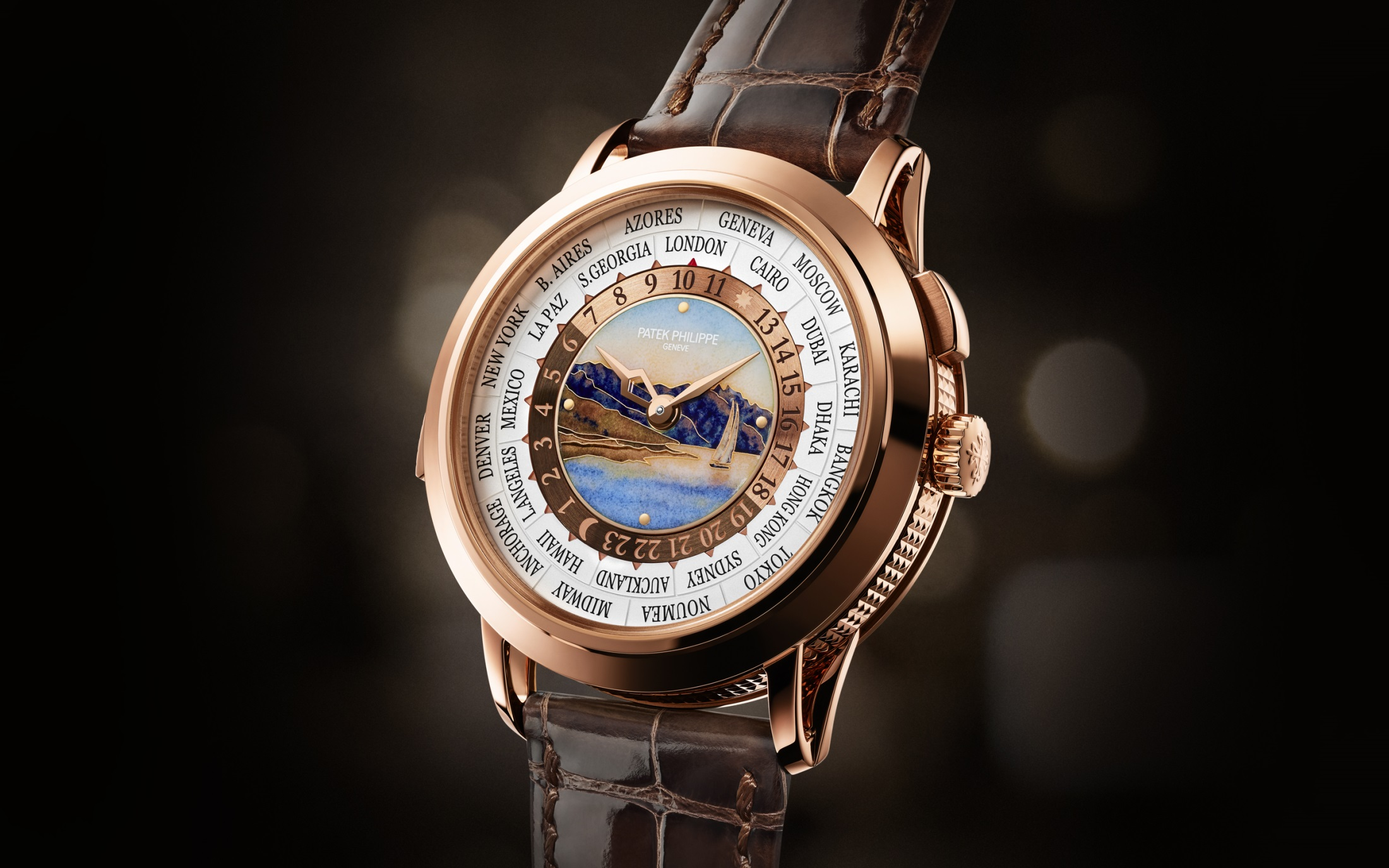Minute Repeater World Time 02