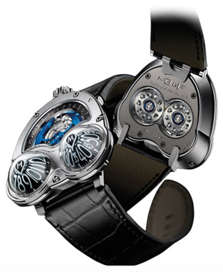MB&F HM3 Frog Horological Machine No.3 Frog 32.TL.B