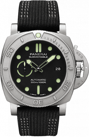 PANERAI Submersible Mike Horn Edition - 47 мм PAM00984