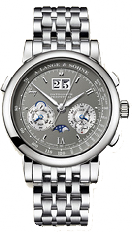 A. Lange & Sohne Архив A. Lange and Sohne Chronographs Datograph Perpetual 410.430