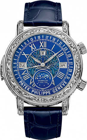 Patek Philippe Grand Complications Sky Moon Tourbillon 6002G