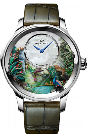Jaquet Droz Les Ateliers d`Art Tropical Bird Repeater J033034200