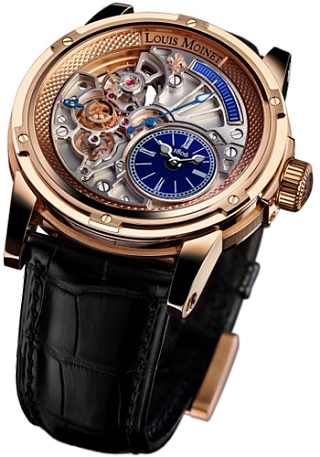 Louis Moinet Limited editions Tempograph  LM-39.50.90