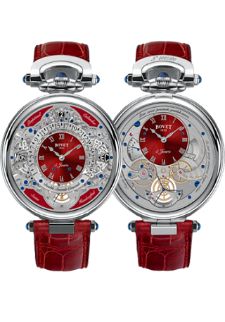 Bovet Amadeo Fleurier Grand Complications Virtuoso VII ACQPR012