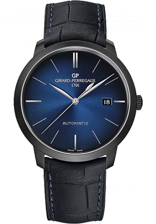 Girard-Perregaux 1966 Earth to Sky Edition 49555-11-433-BH6A