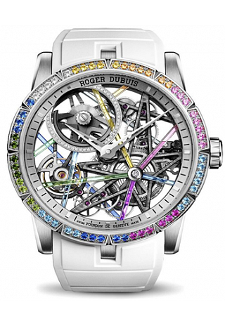 Roger Dubuis Excalibur Blacklight Rainbow 42mm RDDBEX0804
