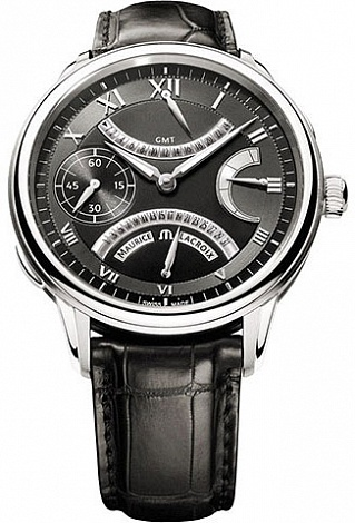 Maurice Lacroix Архив Maurice Lacroix Double Retrograde MP7218-SS001-310
