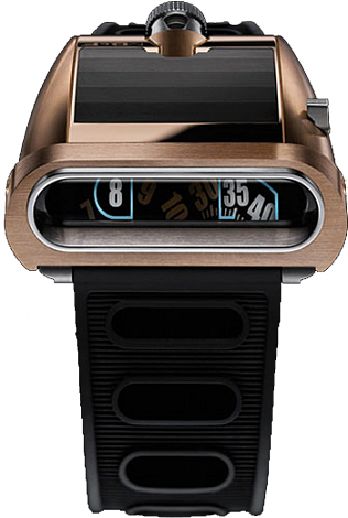 MB&F HM5 Horological Machine No.5 55.RL.B