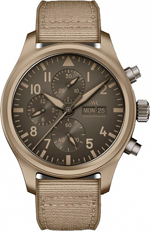 IWC Pilot`s watches Chronograph Top Gun Edition «Mojave Desert» IW389103