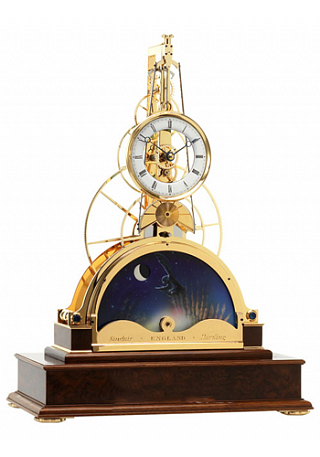 Sinclair Harding Sun & Moon Clocks Sun & Moon Clocks