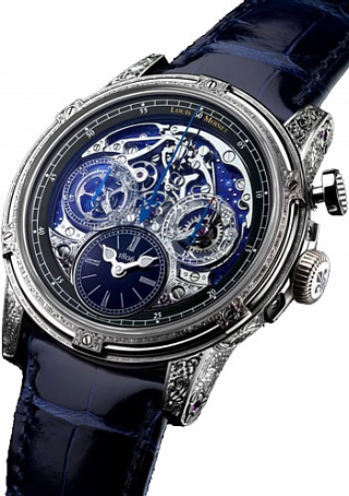 Louis Moinet Limited editions Memoris Memoris