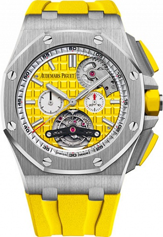 Audemars Piguet Royal Oak Offshore TOURBILLON CHRONOGRAPH SELFWINDING 26540ST.OO.A051CA.01