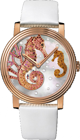 Boucheron Crazy Jungle Seahorse WA010224