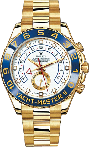 Rolex Yacht-Master Yacht-Master II 44mm Yellow Gold 116688