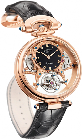 Bovet Amadeo Fleurier Grand Complications Virtuoso Tourbillon AIVI001