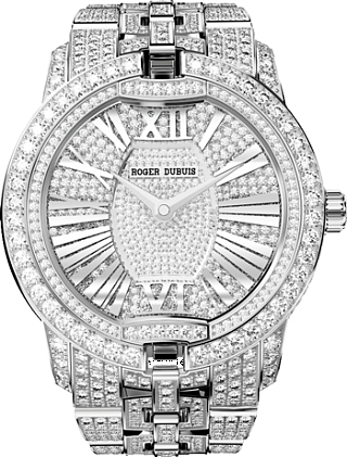 Roger Dubuis Velvet Automatic High Jewellery RDDBVE0002