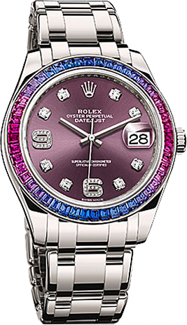 Rolex Datejust Special Edition 39 mm Pearlmaster 86349SAFU