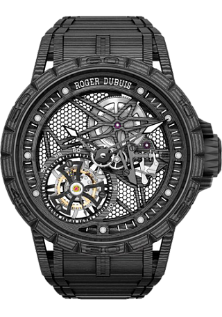 Roger Dubuis Excalibur Spider – Carbon flying tourbillon RDDBEX0752