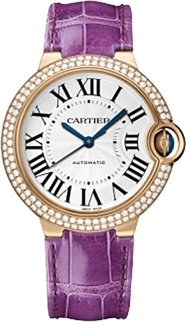 Cartier Ballon Bleu de Cartier Medium Automatic WE900551