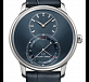 Grande Seconde Quantieme Satin-Brushed Blue 43мм 01
