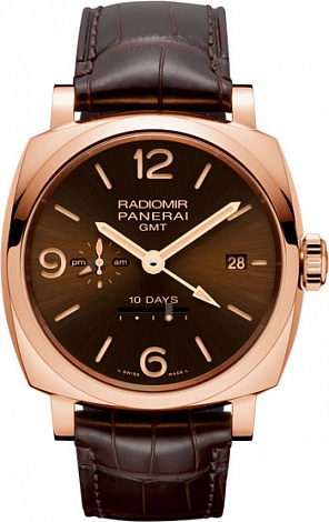 PANERAI RADIOMIR 1940 10 Days GMT Automatic PAM00624