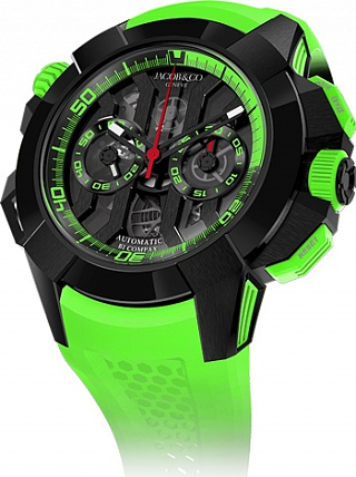 Jacob & Co. Watches Epic X Epic X Chrono Luis Figo Epic X Chrono Luis Figo