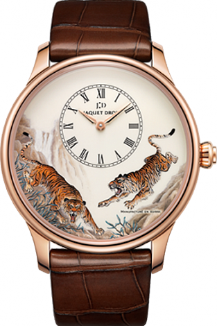 Jaquet Droz Les Ateliers d`Art Painting on Enamel J005033222