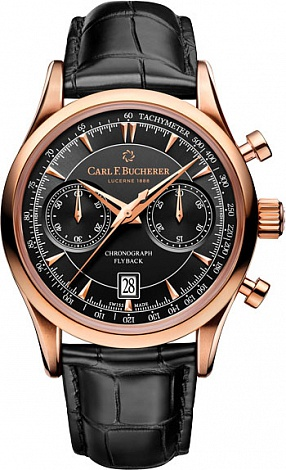Carl F. Bucherer Manero Flyback 00.10919.03.33.01