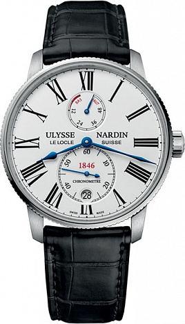 UN Marine Collection Marine Chronometer Torpilleur 1183-310/40