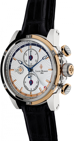 Louis Moinet Limited editions Geograph LM-24.30.65