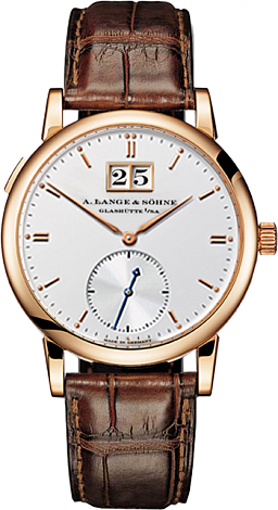 A. Lange & Sohne Архив A. Lange and Sohne Saxonia Automatik Big Date 315.032