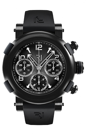 Romain Jerome ARRAW Chronograph 45 Ceramic  1M45C.CCCR.1517.RB