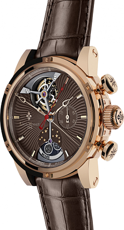 Louis Moinet Limited editions Astralis Unique piece Mars LM-27.50.90