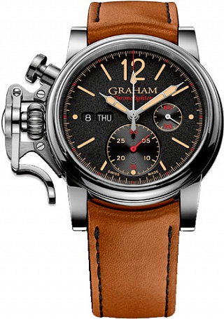 Graham Chronofighter Vintage 2CVAS.B03A