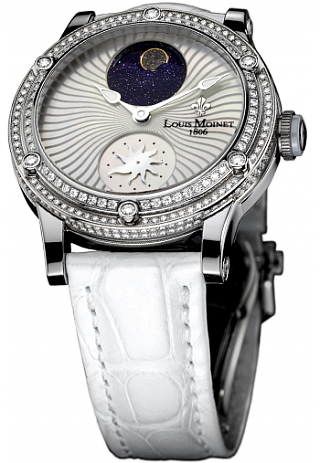 Louis Moinet ladies Stardance 36 mm LM-32.20DD.80