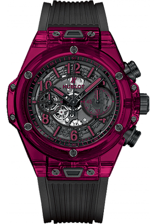 Hublot Big Bang Unico Unico Red Sapphire 45 mm 411.JR.4901.RT