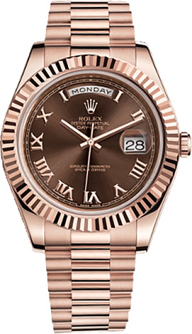 Rolex Архив Rolex 41 mm Everose Gold 218235-0035