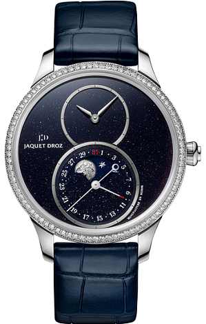 Jaquet Droz Legend Geneva Grande Seconde Moon Aventurine J007510270