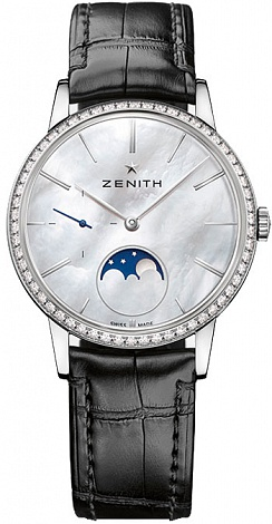 Zenith Elite Ultra Thin Lady Moonphase 16.2320.692/80.C714