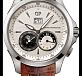 Traveller Large Date Moon Phases & GMT 01