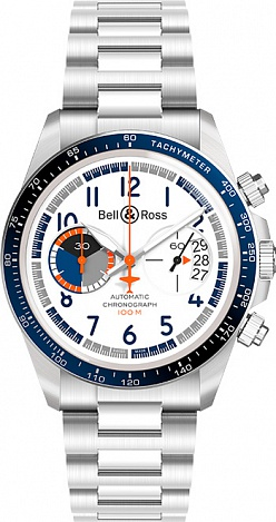 Bell & Ross Vintage RACING BIRD BRV294-BB-ST/SST