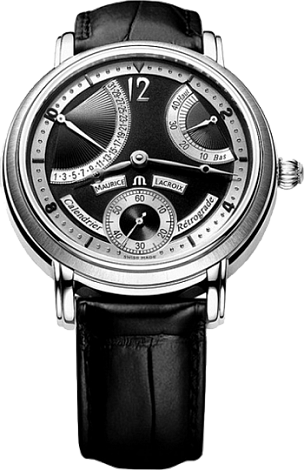 Maurice Lacroix Архив Maurice Lacroix Calendrier Retrograde MP7068-SS001-390