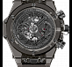 Unico All Black Sapphire 45 mm 01