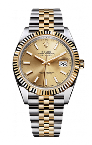 Rolex Datejust 36,39,41 mm DateJust 41 mm  126333-0010