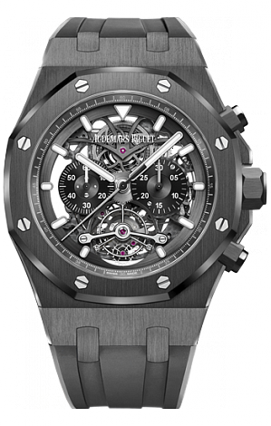 Audemars Piguet Royal Oak TOURBILLON CHRONOGRAPH OPENWORKED 26343CE.OO.D002CA.01