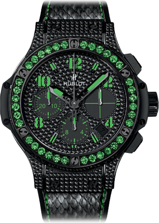 Hublot Big Bang 41 MM Black Fluo Green 41mm 341.SV.9090.PR.0922
