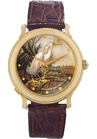 Vacheron Constantin Архив Vacheron Constantin Metiers D'Art Birds of America  43060-03