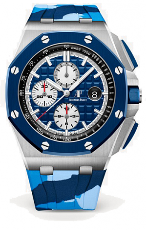 Audemars Piguet Royal Oak Offshore Selfwinding Chronograph 44mm 26400SO.OO.A335CA.01